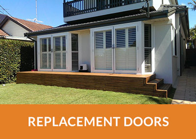 Replacement Doors Parramatta