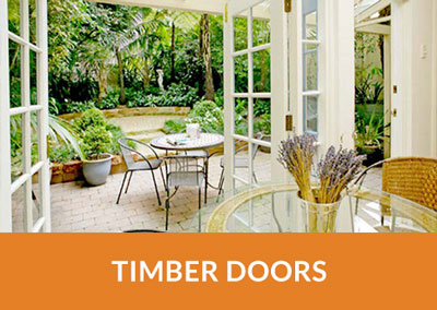 Timber Doors Parramatta