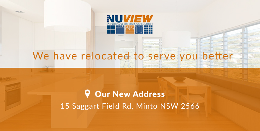 Nuview - New Address